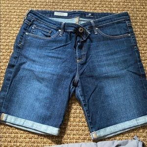 The Brooke Bermuda shorts AG Jean